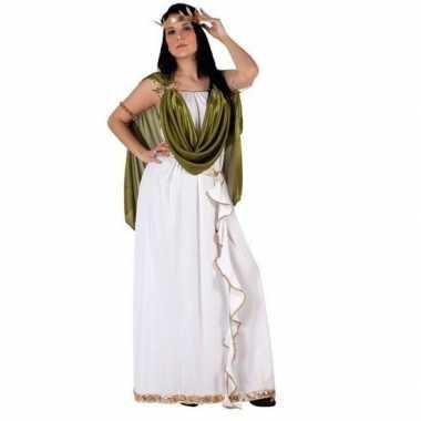 Romeinse/griekse dame livia carnavalskleding/jurk voor dames