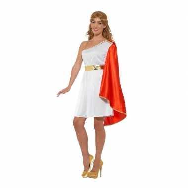 Romeinse keizerin carnavalskleding voor dames