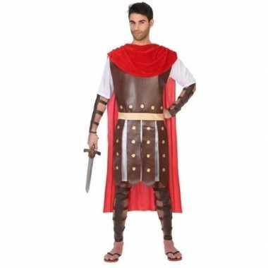 Romeinse soldaat/gladiator marcus carnavalskleding voor heren