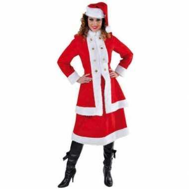 Russische kerst carnavalskleding voor dames