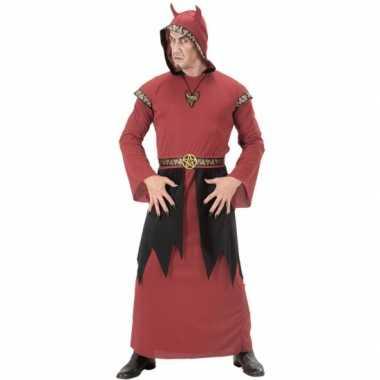 Satan carnavalskleding voor heren