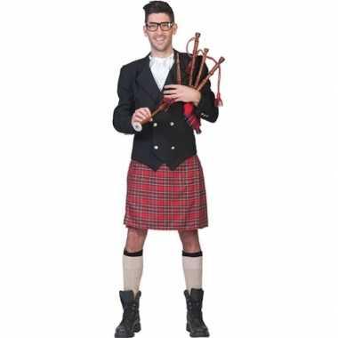Schots carnavalskleding voor heren