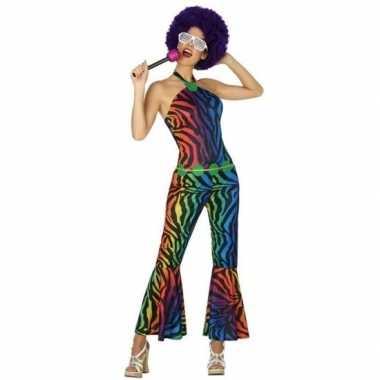 Seventies/disco carnavalskleding voor dames