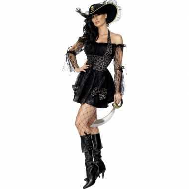 Sexy piraten carnavalskleding dames