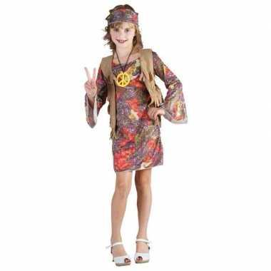 Sixties carnavalskleding voor meisjes