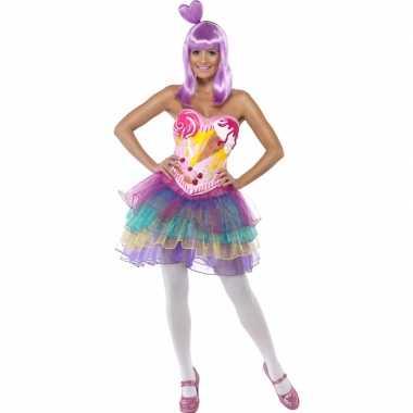 Snoepjes carnavalskleding dames