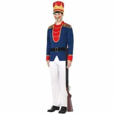Speelgoed soldaat carnavalskleding voor heren