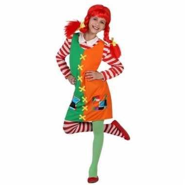 Sterk meisje carnavalskleding voor meisjes