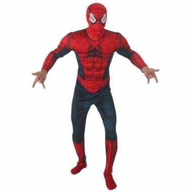 Stripboeken carnavalskleding spiderman
