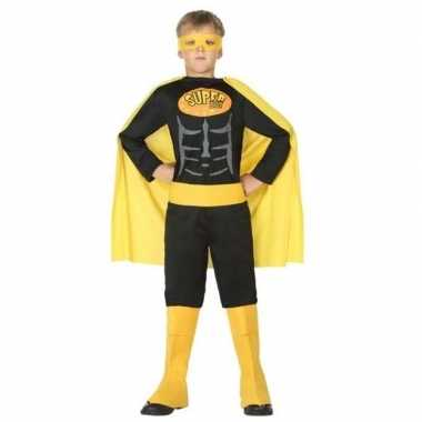 Superheld vleermuis pak/ carnavalskleding voor jongens