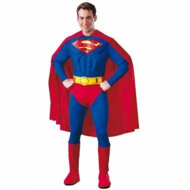 Superhelden carnavalskleding (sm)volwassenen