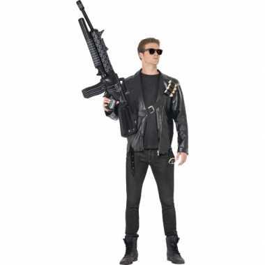 Terminator carnavalskleding voor heren