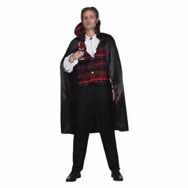 Vampier heren carnavalskleding vampire emperor