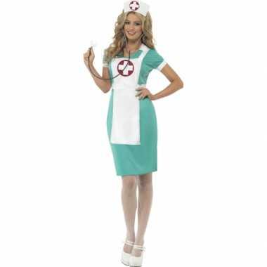 Verpleegster carnavalskleding