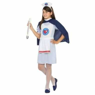 Verpleegster/zuster carnavalskleding voor meisjes