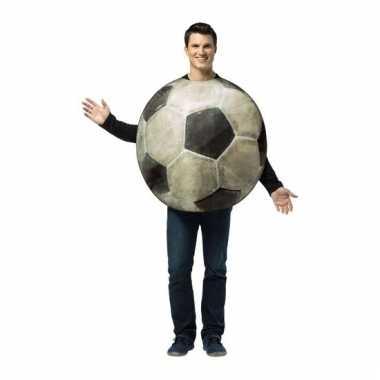 Voetbal carnavalskleding voor volwassenen