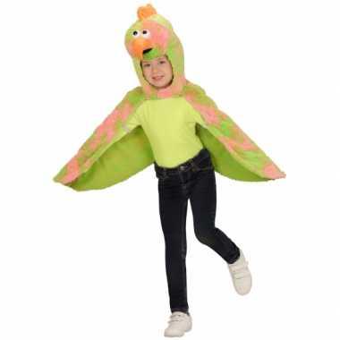 Vogel carnavalskleding voor peuters