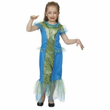 Zeemeermin carnavalskleding voor meisjes
