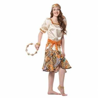 Zigeunerin carnavalskleding dames