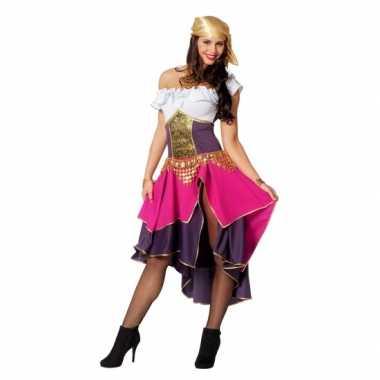 Zigeunerin carnavalskleding voor dames