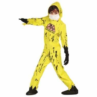 Zombie carnavalskleding voor kinderen