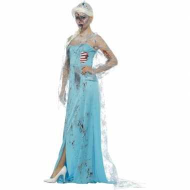 Zombie froze to death carnavalskleding voor dames