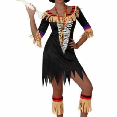 Zulu carnavalskleding dames
