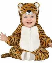 Dierenpak tijger carnavalskleding voor peuters 12 18 maanden
